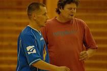 Club deportivo futsalová liga - 1. hrací den, čtvrtek 22. října 2009