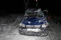 Nehoda u Staňkovic