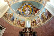 Kostel sv. Jakuba v Církvicí zahájí turistickou sezonu dobrovolným vstupným, zvoněním zvonů a troubením z věže.