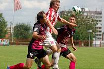 II. ročník fotbalového turnaje O putovní pohár Hugo Meisla, 20. července 2013.