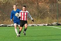 Fotbal: K. Hora - U. Janovice