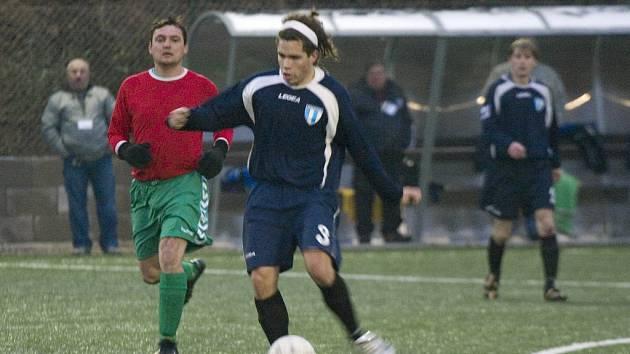 Fotbal: Suchdol - Nespeky