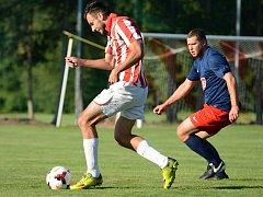 Ilustrační foto z utkání Tupadly - Kutná Hora