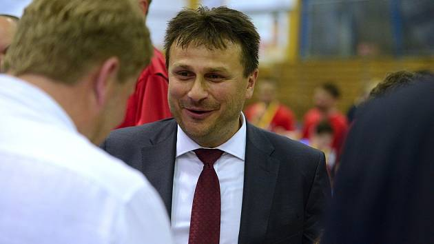 III. zápas finále play off CHANCE futsal ligy: FK ERA-PACK Chrudim - FC Benago Zruč n. S. 7:5 (5:2), 29. května 2016.