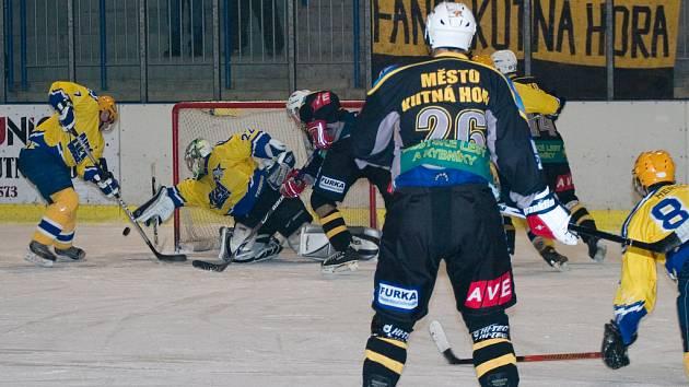 Hokej: K. Hora - Nymburk