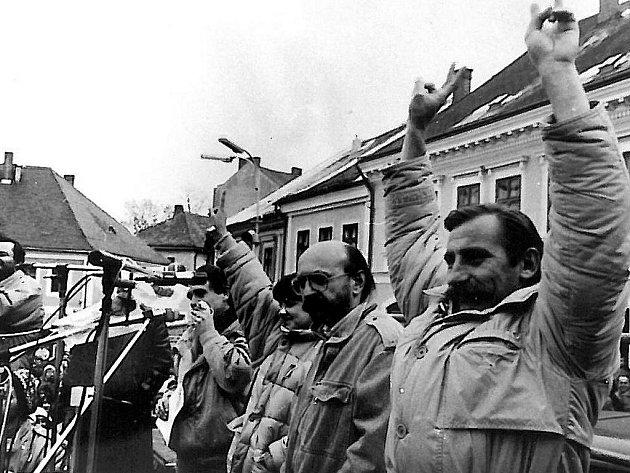 Listopad 1989vKutné Hoře