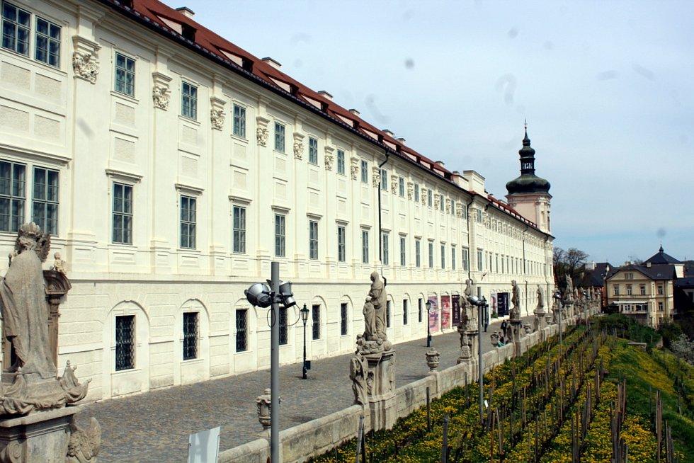 Galerie Středočeského kraje v Kutné Hoře (bývalá jezuitská kolej).