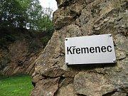 Na Kutnohorsku se lze projít po břehu moře.