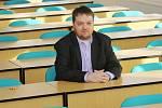Politolog Vladimír Srb.