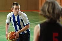 Basketbalový turnaj U-16, 29. května 2010.