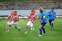 5. kolo Divize C: Kutná Hora - Živanice 3:1, 8. září 2013.