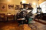 Muzeum knihtisku v Kutné Hoře.