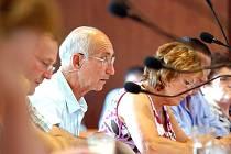 Mimořádné jednání kutnohorského zastupitelstva. 13. 7. 2010