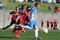 Česká fotbalová liga mladších žáků U13: FK Čáslav - MFK Chrudim 4:6.