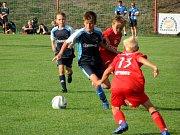 Česká liga žáků U12, středa 19. září 2018: FK Pardubice - FK Čáslav 14:1.
