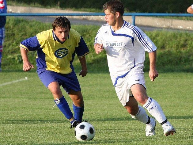 Z utkání I.A třídy Polepy - Uhlířské Janovice (0:1)