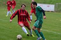 Okresní fotbalové soutěže se v ročníku 2020/2021 nedohrají.