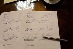 Koaliční smlouva Kutná Hora 2018