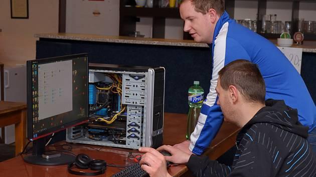 LAN pátry se konala ve Zbraslavicích.