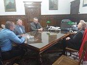 Vedení policie se setkalo se starosty na Kutnohorsku.