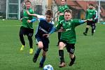 Česká fotbalová liga mladších žáků U12: FC Hlinsko - FK Čáslav 5:6.