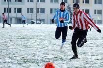 Příprava: Kutná Hora - Čáslav 1:1, 19. ledna 2013.