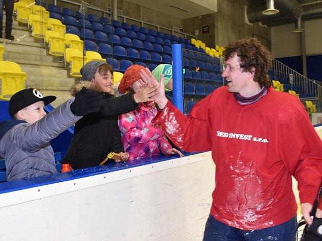 O víkendu se hrála Amatérská hokejová liga