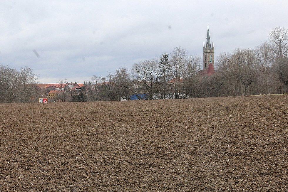 Skládka společnosti AVE CZ v Čáslavi.