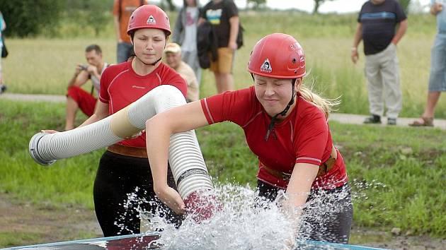4. kolo Kutnohorské hasičské ligy. 5. 7. 2011
