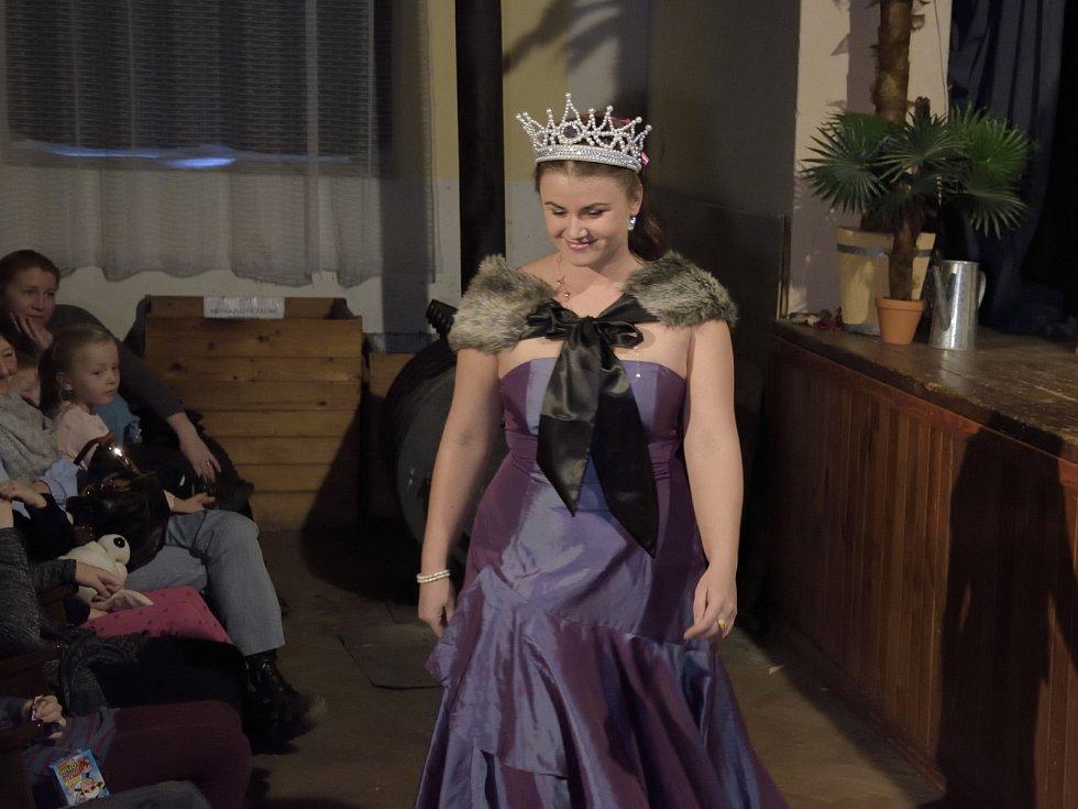 V Čestíně odehráli pohádku Princezna, která ráčkovala.