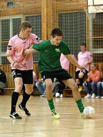 2. zápasy čtvrtfinále Rebel play off Club Deportivo futsalové ligy, 8.března 2012.