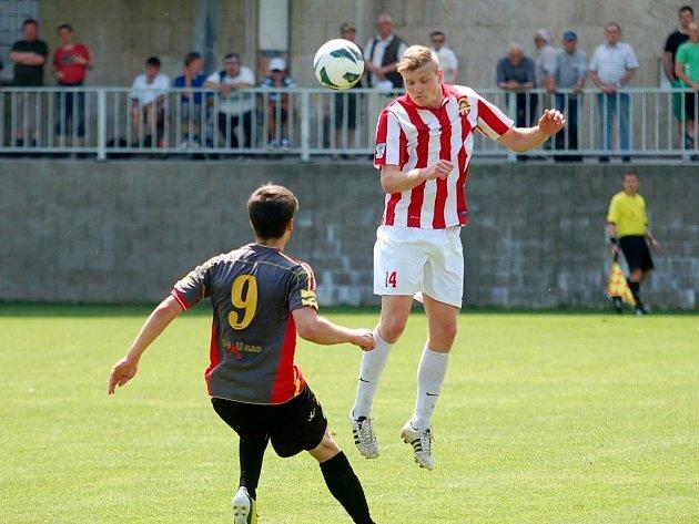 30. kolo Divize C: Kutná Hora - Semily 4:1, 15. června 2013.