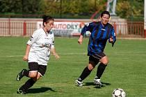 Divize žen: Kutná Hora - Sázava u Lanškrouna 0:2, 7. září 2013.
