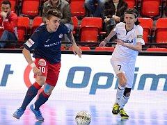 Benago podlehlo ve finále českého poháru ERA-PACKu Chrudim 1:7.