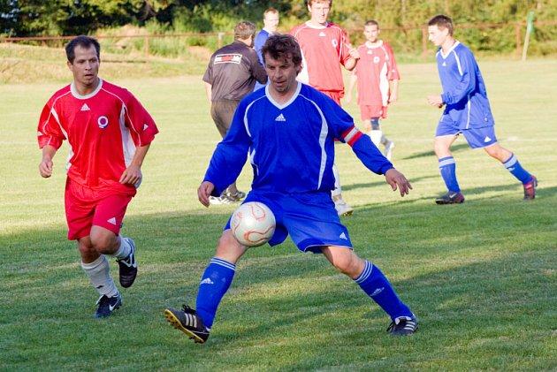 Z utkání OP Křesetice - Vrdy 0:0,  sobota 13. září 2008
