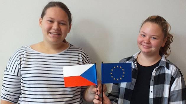 Z pokračování projektu Erasmus+ na Základní škole T. G. Masaryka v Kutné Hoře.