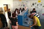 Z prvního setkání v rámci projektu Elixír do škol na Základní škole T. G. Masaryka v Kutné Hoře.