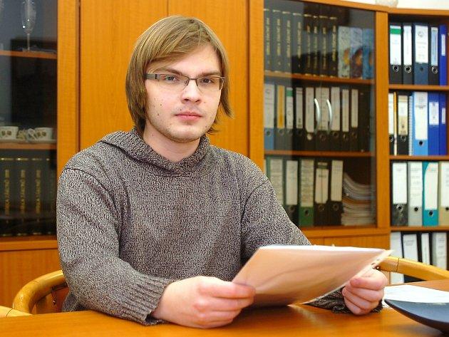 Matyáš Moravec už má od následujících čtyřech letech jasno, jde na univerzitu do Aberdeen.