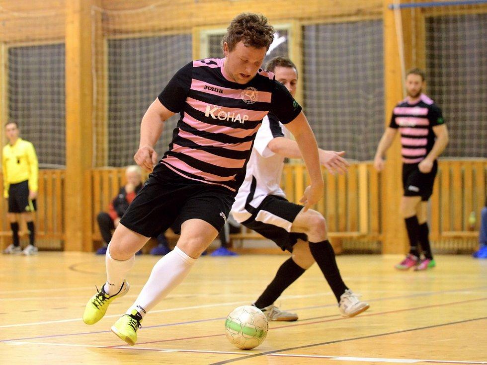 4. hrací den Club Deportivo futsalové ligy.