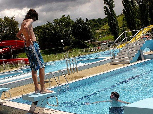 Rozmarné léto na kutnohorské plovárně