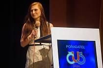 Martina Kopecká vyhrála Cenu starosty za rok 2016.