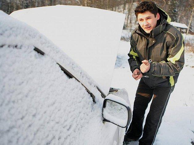 Přípravy na zimu jsou hotové