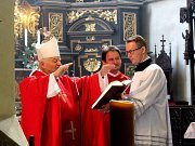 Kutnohořané oslavili svátek svatého Jakuba.