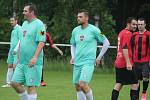 Fotbalový přípravný zápas: TJ Sokol Červené Janovice - AFK Bratčice 11:2 (6:2).