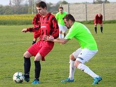 Hlízov v souboji prvního s třetím porazil Sedlec 2:0.
