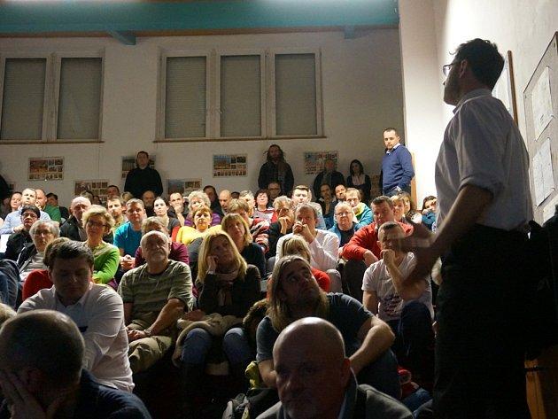 Debata o stavbě zemělodi v Kutné Hoře