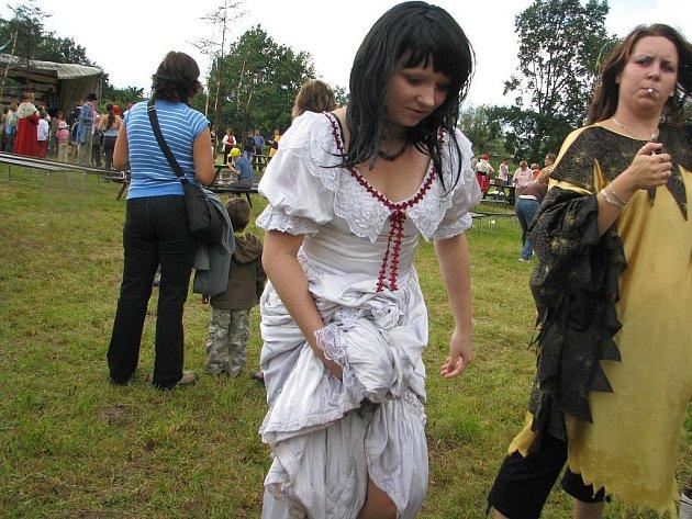Karneval ve stylu Arabely v Tupadlech.