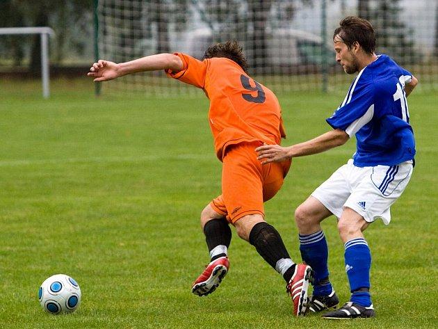Fotbal I. B třída: Zbraslavice - Libodřice 1:6, sobota 22. srpna 2009