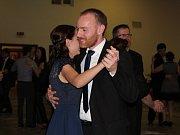 Hasičský ples v Křeseticích