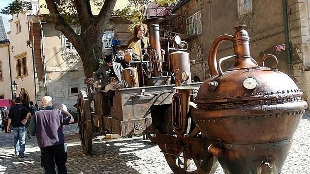 V roce 2011 se v Kutné Hoře natáčela pohádka O pokladech.